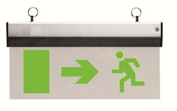 Armadura emergencia led